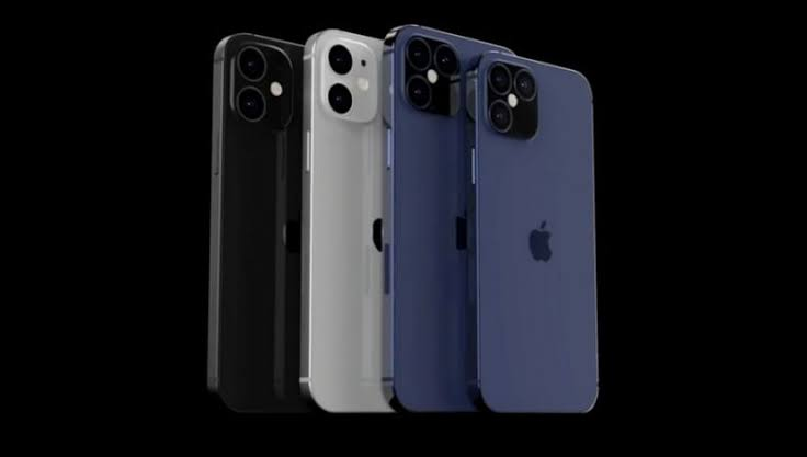 Apple iPhone 12 series 2021