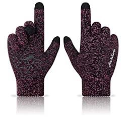 Achiou Touchscreen Gloves
