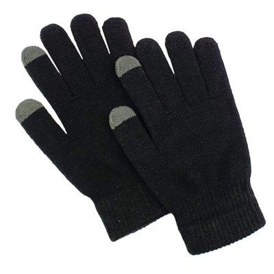 Crumpled Touchscreen gloves