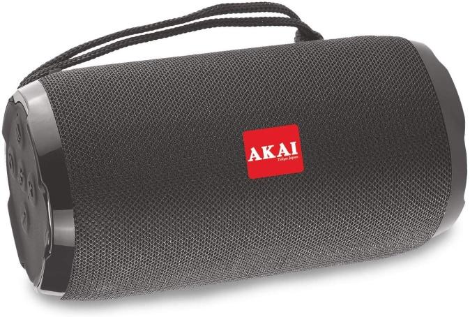 AKAI Bluetooth Speaker Bass Drum