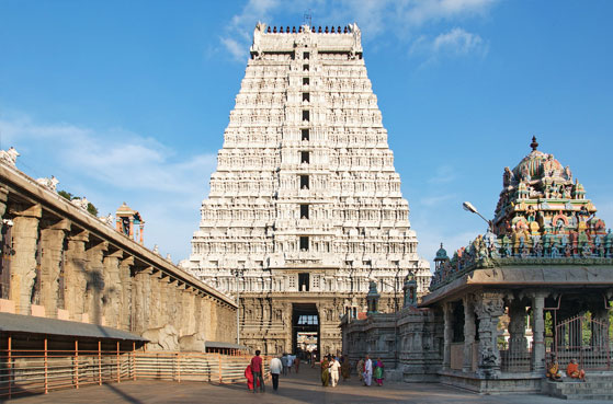 Top 10 Largest Temple in India