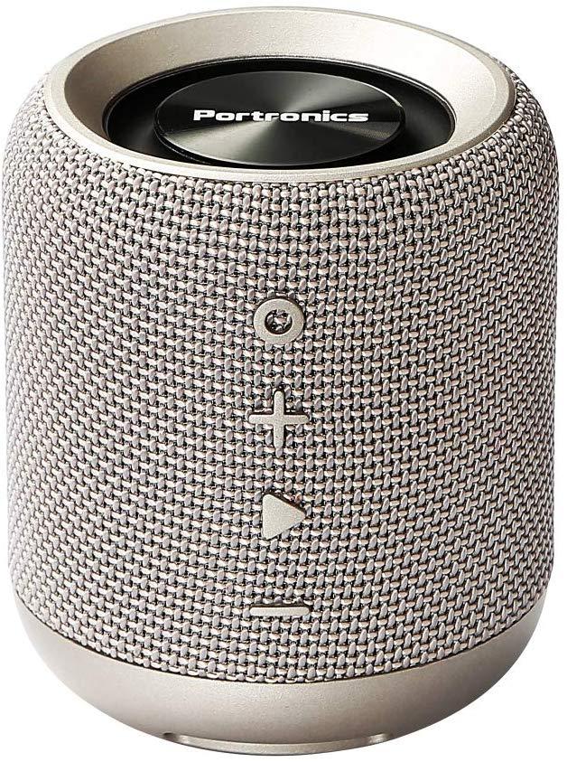 Portronics POR-821 Sound Drum Wireless Bluetooth