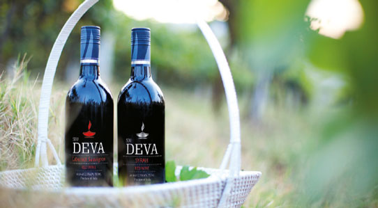 SDU Deva Cabernet Sauvignon by SDU Winery