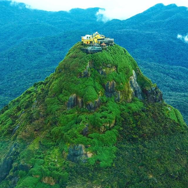 Polonawura Adams peak