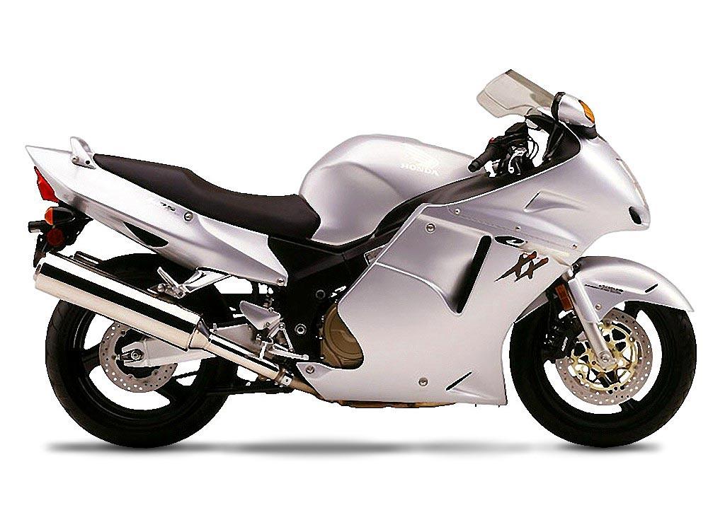 Honda CBR11XX Super Blackbird